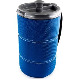 GSI Kaffeepresse 880ml blau